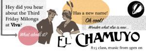 (CTS) El Chamuyo Milonga @ Viva Dance Studio | Cleveland | Ohio | United States