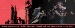 Horacio Godoy & Cecilia Berra in Cleveland!