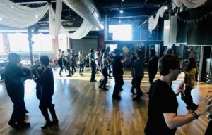 (CTS) Tango LVL 1: Parallel System @ Viva Dance Studio | Cleveland | Ohio | United States