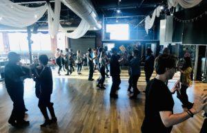 (CTS) Tango LVL 1: Parallel System @ Viva Dance Studio | Cleveland | Ohio | United States